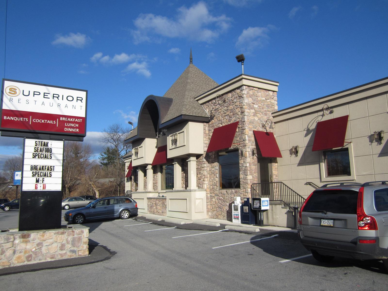 Superior Restaurant Emmaus Pa